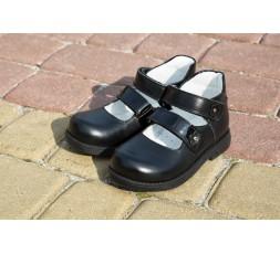 Туфлі «Венді» ортопедичні, чорні
