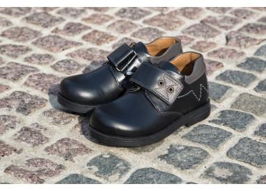 Туфли «Питер» ортопедические, черные
