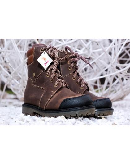 «Джеки» ботинки зимние, ортопедическая обувь для детей