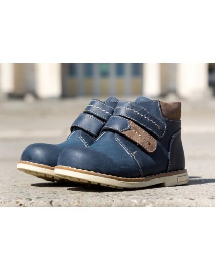 Ботинки «ТОМ» для мальчиков, демисезонные, ортопедическая обувь для детей