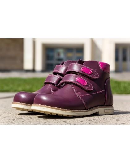 Ботинки «Элли» для девочек, демисезонные, ортопедическая обувь для детей