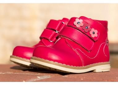Демисезонные ботинки «Тиана» для девочек