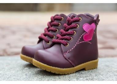 Зимние ботинки «Дженна» для девочек